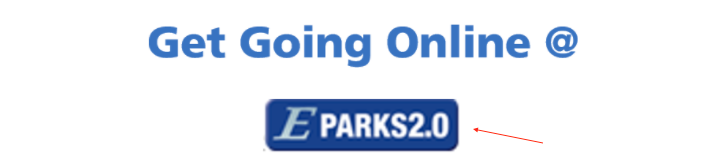 Step 1 of using Eparks 2.0.