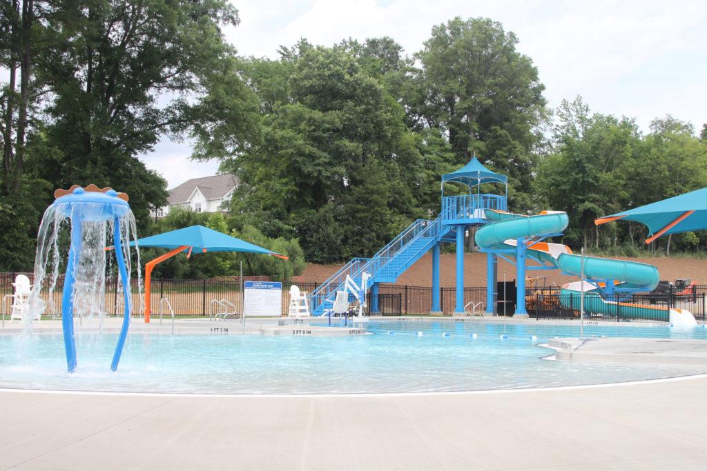 Double Oaks Family Aquatic Center