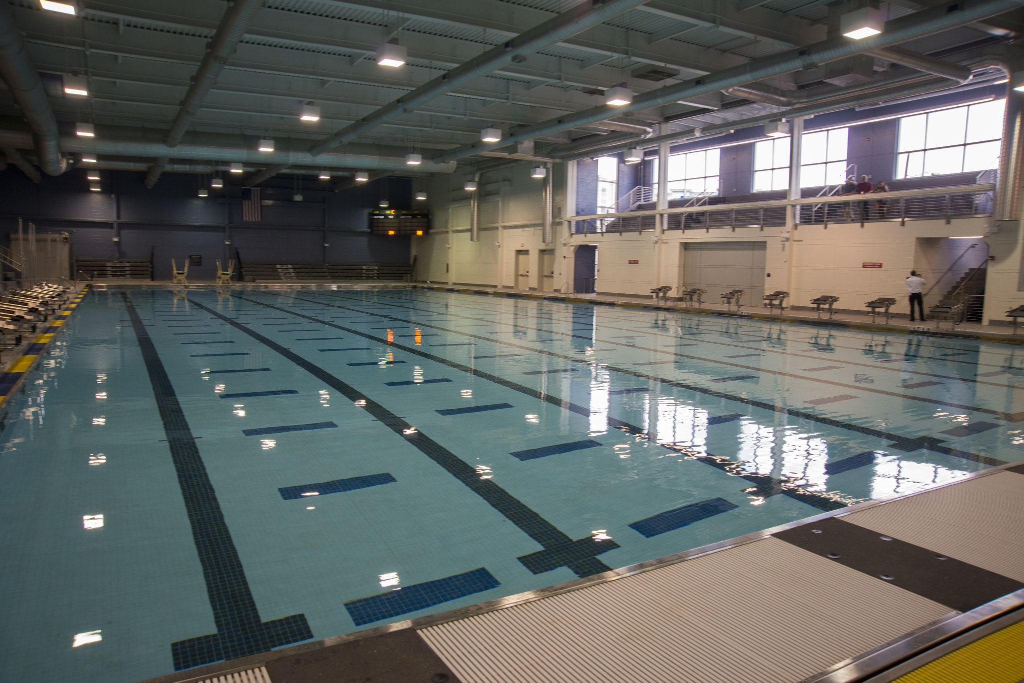 Mecklenburg County Aquatic Center